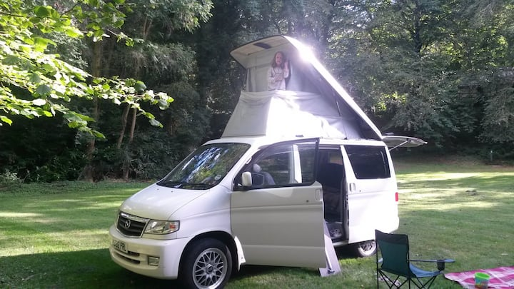 Betty - Bespoke Campervan Gloucestershire