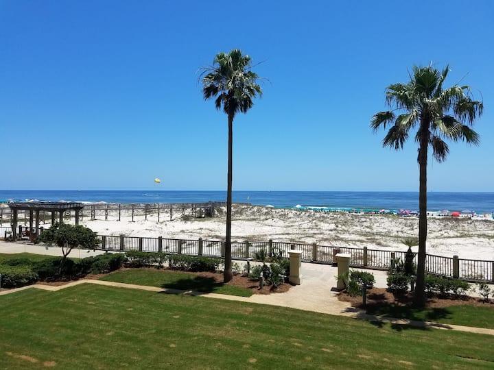 Beach Club Resort, Beach Front in Gulf Shores