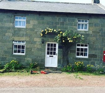 Cosy Northumbrian Get Away. 1828 Postal Cottage