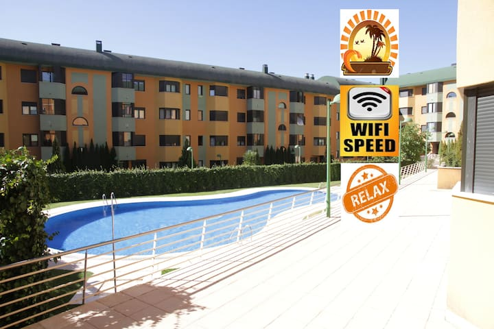 RESIDENCIAL LAS BRISAS, LOFT & POOL - Salamanca - Loft