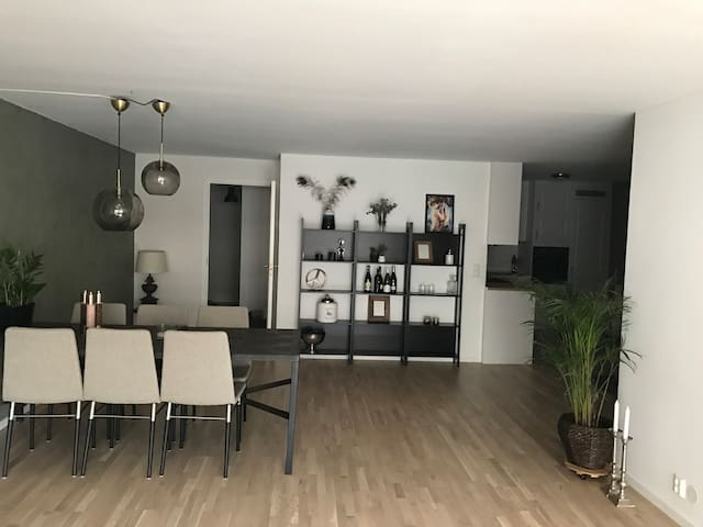 Warm, spacious, relaxing APT at Skøyen(w parking) - Oslo