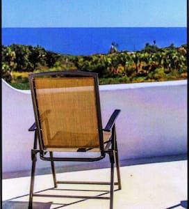 """""""Ocean Blue;"""" Beautiful Entire House; Ocean Views! - Todos Santos"""
