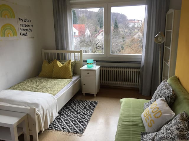 NEW - Bright room in shared apartment
