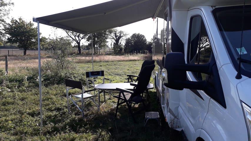 Hôtel nomade pour amoureux de confort et de calme.
