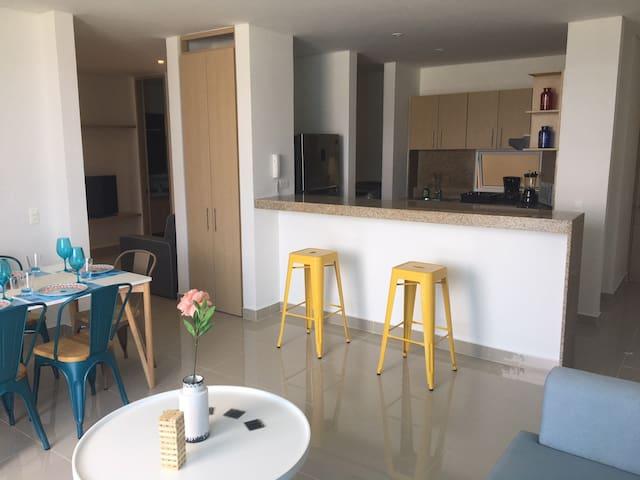 Lujoso Apartamento en Santa Marta