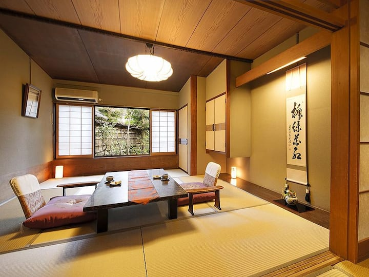 Traditional Japanese Style Twin Room