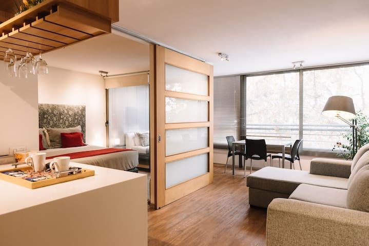 Design appartment in middle Providencia