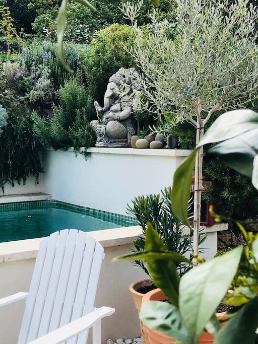 Ganesh veille sur vous
