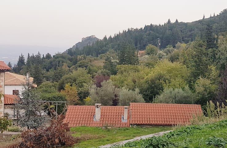 Mystras Village House
