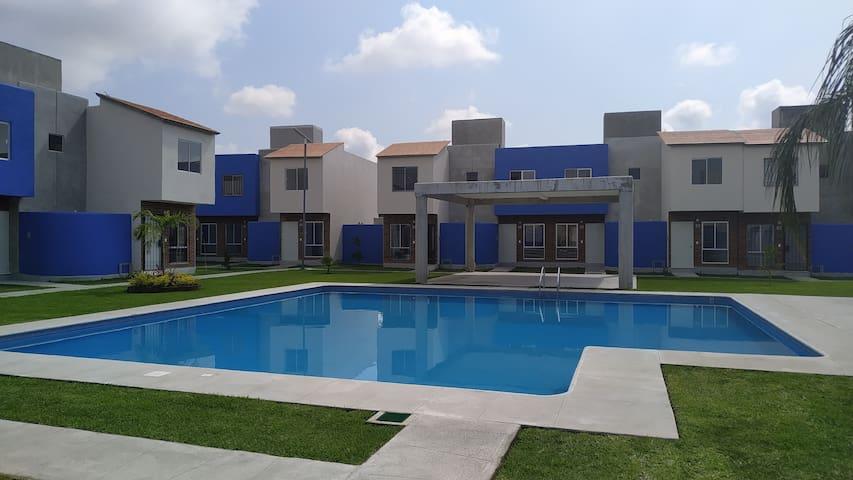 Casa Agave - Ex Hacienda de Temixco