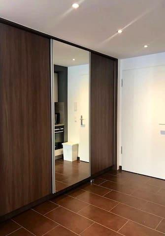 慕尼黑市中心舒适两人公寓(离市中心仅有10分钟距离)