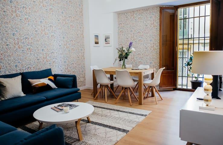 GRAN VÍA Premium House (3BR 2.5BT)