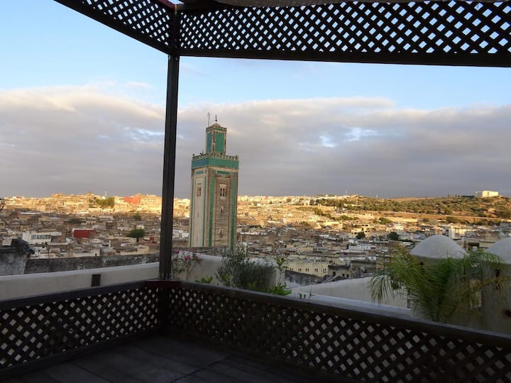 Riad Dar Pierre, Experience the real Fez