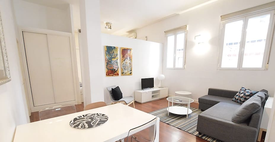 Apartamento de Lujo III en Madrid Centro