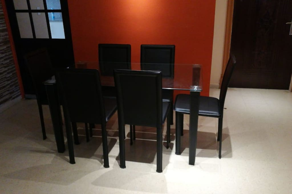 Comedor - Dining table