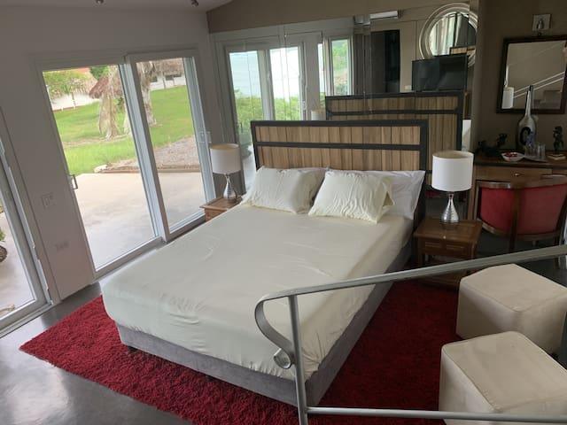 Hotel Boca Brava Paradise - Doppelzimmer mit Badewanne
