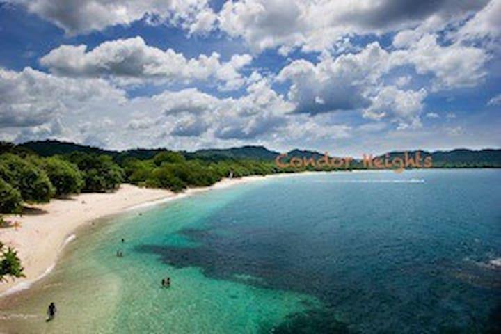 Condo ocean view , Conchal Guanacaste - Provincia de Guanacaste - Wohnung