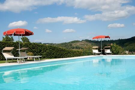 Buon Riposo - Vacation in Tuscany 2 pax - Montaione - 一軒家
