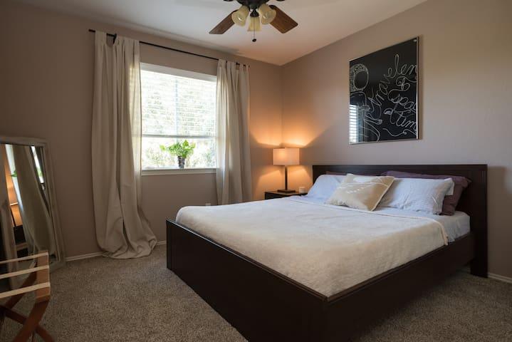 Private Queen Room in Sth Austin - Austin - Apartamento