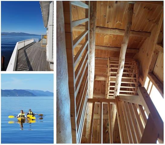 Joerstadvaagen fishinghouse