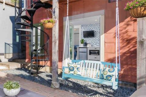 Bernal Bliss - Remodeled Garden Apartment