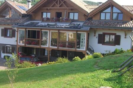 Vacanza in villa in Trentino - Baselga di Piné