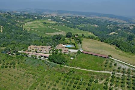 Gloriana - Gloriana 2, sleeps 2 guests - Montaione