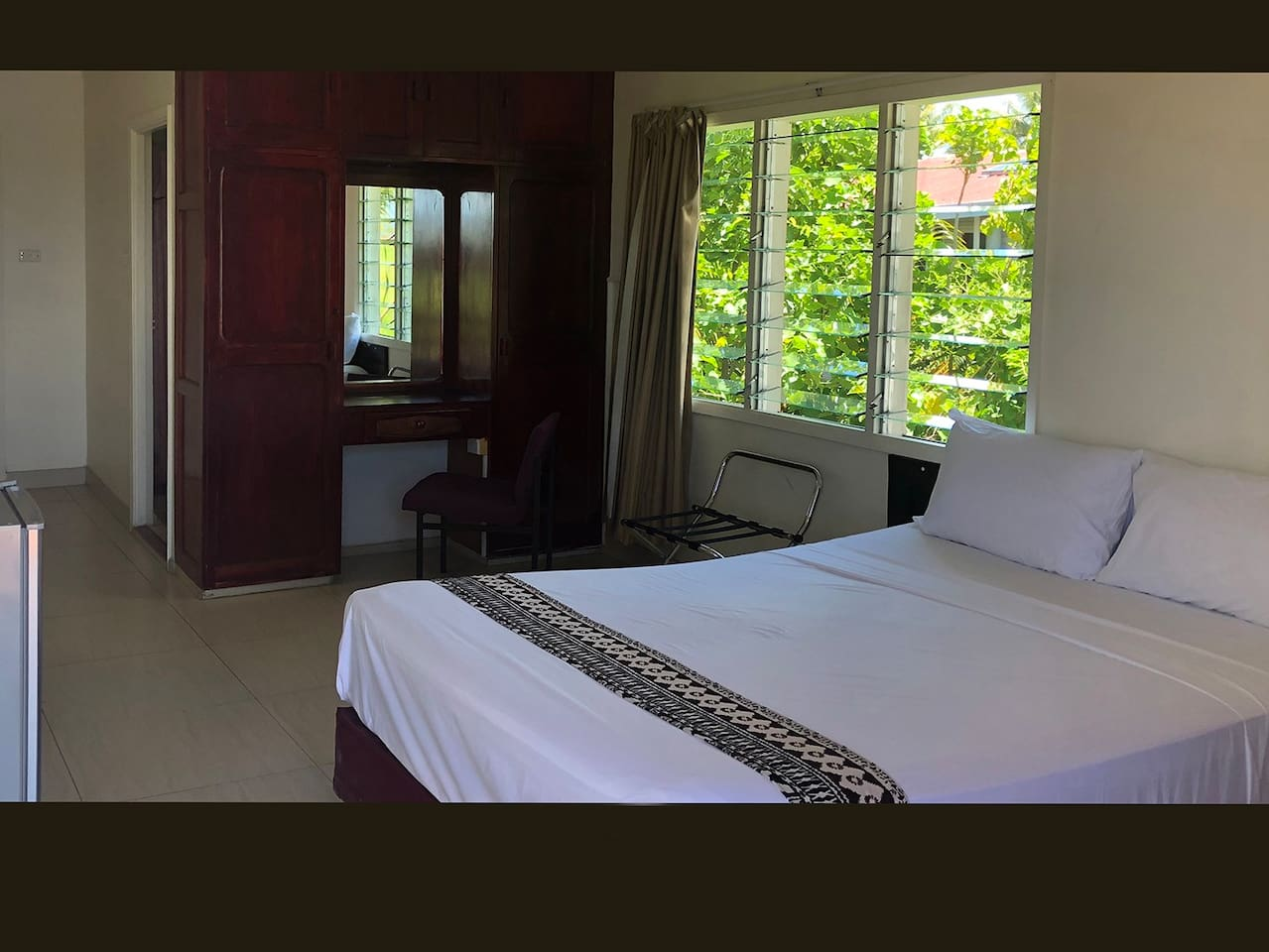 Deluxe room with balcony view