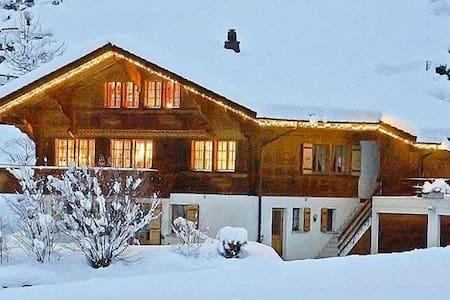 Ferienwohnung in der Destination Gstaad - Saanen