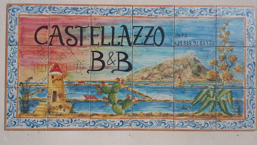 B&B Castellazzo Paceco - Trapani