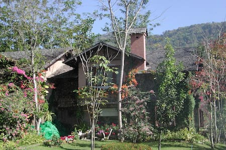 Baan Mon House - Hang Dong - บ้าน