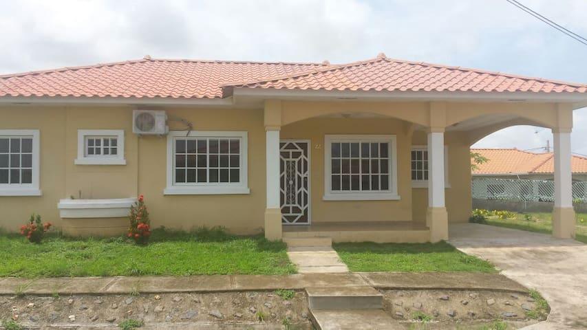 My Home in Penonome