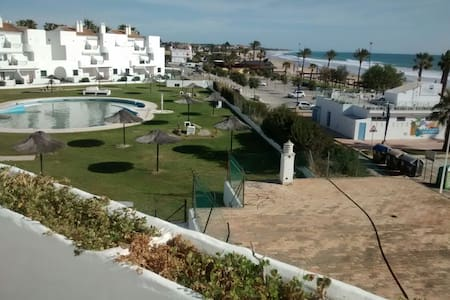 Hab. Doble con vistas a la playa - Chiclana de la Frontera - Wohnung