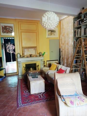 Appartement d 'un collectionneur au coeur  d Auch
