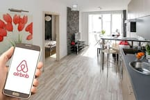 AIRBNB THE BEST APPLICATION TO STAY AND SAVE MONEY