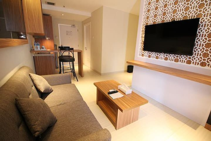 PROMO!! Astara Hotel FAMILY ROOM + FREE 2AQUABOOM