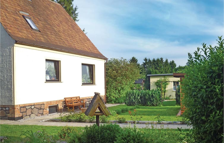 Holiday apartment with 1 bedroom on 60 m² in Züssow