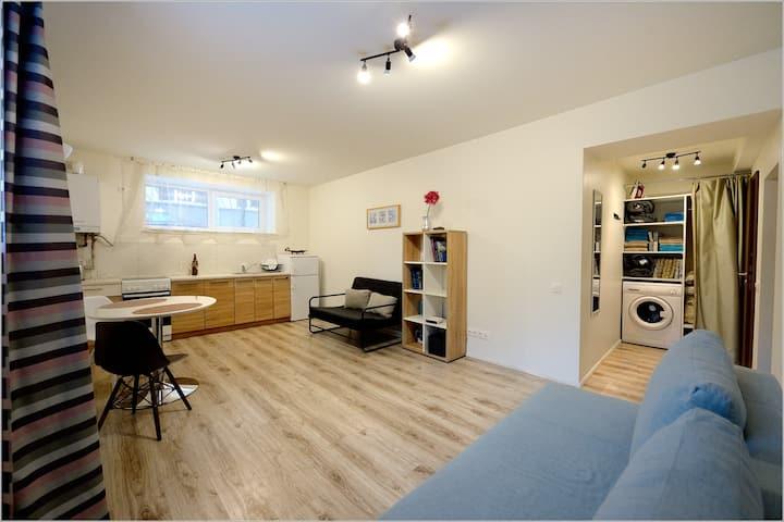 ★Traku Studio★ Comfortable Apartment in Kaunas.