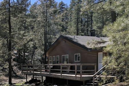 Crown King Cabin 6