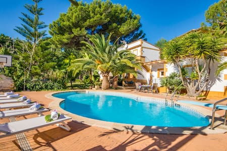 ☼SOL de Mallorca 1-Pool, Tennisplatz, Klimaanlage!