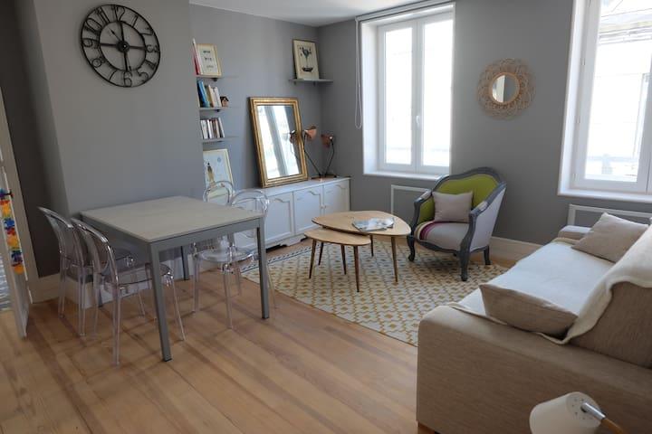 L'ORIEL, duplex au coeur d'Arras - Arras - Apartment