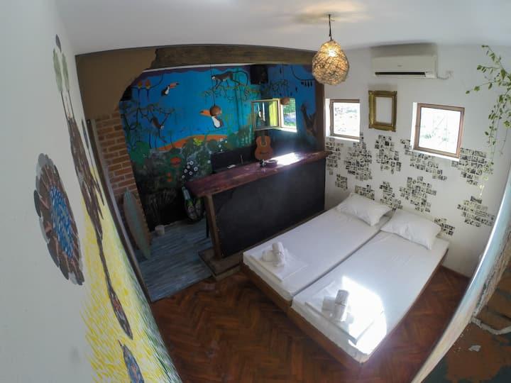 Le Coq Apartments in the Heart of Ulcinj, Room 3