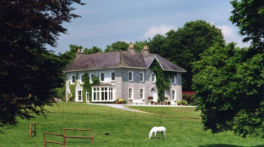 Historic Irish country house B&B