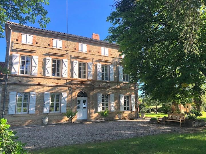 La Maison de Clément - Gîte de charme / 5 chambres