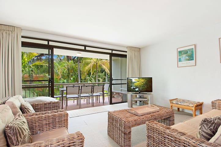 3 Bedroom Leafy Little Cove Apartment
