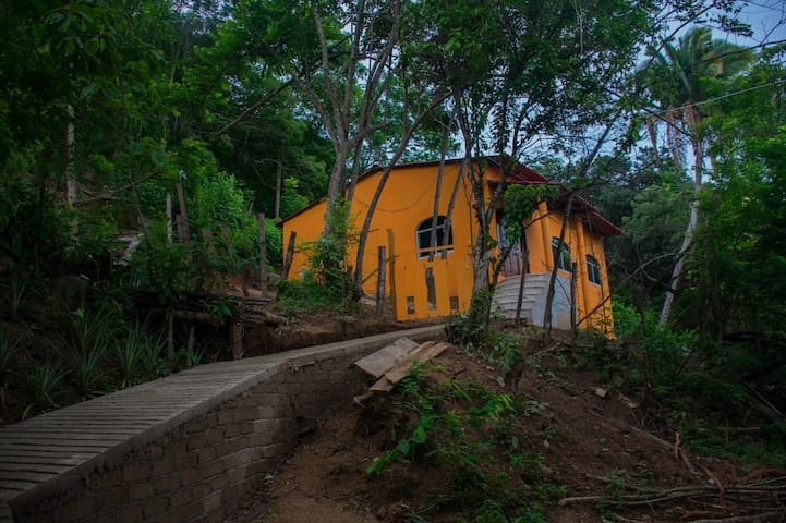 The Mexican Paradise Beach House