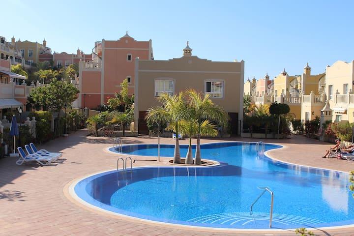 Appartement avec terrasse ensolleillée (Palm Mar)