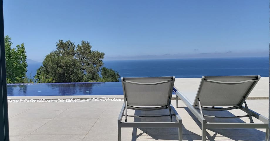 Casa Assisi villa with Private Pool, Kefalonia