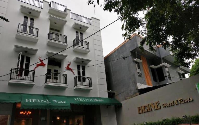 Cheap,Clean BnB @Heine Hotel Manado - manado - Apartament