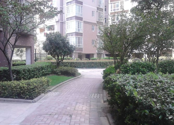 金银湖庭院之家Home with courtyard near Gold & Silver Lake - Wuhan - Apartment
